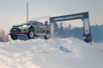 © North One Sport Limited 2011/Octane Photographic Ltd. 2011 WRC Sweden SS15 Varmulssen, Saturday 12th February 2011. Digital ref : 0157CB1D7795