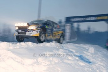 © North One Sport Limited 2011/Octane Photographic Ltd.. 2011 WRC Sweden SS15 Varmulssen, Saturday 12th February 2011. Digital ref : 0157CB1D7809