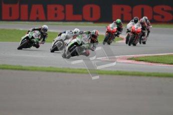 © Octane Photographic Ltd. World Superbike Championship – Silverstone, Race 1. Sunday 5th August 2012. Digital Ref :