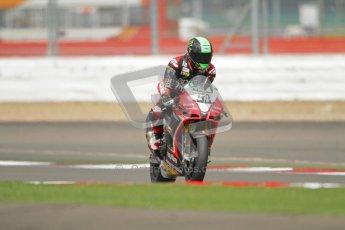 © Octane Photographic Ltd. World Superbike Championship – Silverstone, Race 1. Sunday 5th August 2012. Eugene Laverty - Aprillia RSV4 Factory - Aprillia Racing Team. Digital Ref :