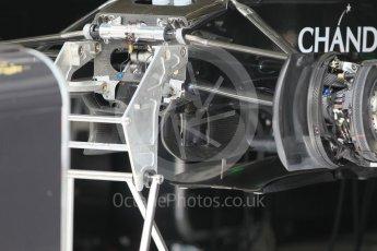 World © Octane Photographic Ltd. McLaren Honda MP4-31. Thursday 30th June 2016, F1 Austrian GP Pit Lane, Red Bull Ring, Spielberg, Austria. Digital Ref : 1594CB1D1484