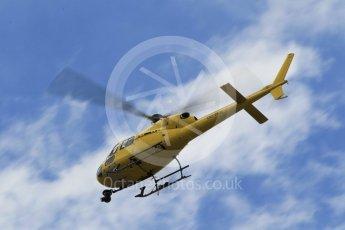 World © Octane Photographic Ltd. Medical Helicopter Eurocopter - Aerospatiale 355N Ecureuil 2. Thursday 30th June 2016, F1 Austrian GP Paddock, Red Bull Ring, Spielberg, Austria. Digital Ref :1594CB1D1771