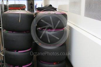 World © Octane Photographic Ltd. McLaren Honda preparing tyres. Thursday 30th June 2016, F1 Austrian GP Paddock, Red Bull Ring, Spielberg, Austria. Digital Ref : 1594CB5D2374