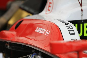 World © Octane Photographic Ltd. Thursday 30th June 2016, ART Grand Prix - Rene Binder. GP2 Austrian Paddock, Red Bull Ring, Spielberg, Austria. Digital Ref :1595CB1D1666