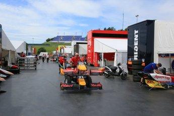 World © Octane Photographic Ltd. Thursday 30th June 2016,GP2 and GP3 Austrian Paddock, Red Bull Ring, Spielberg, Austria. Digital Ref :1595CB5D2426