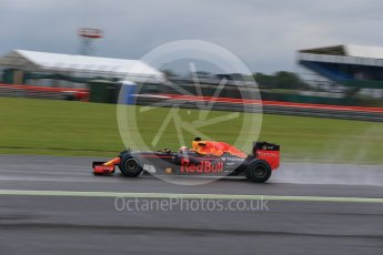 World © Octane Photographic Ltd. Red Bull Racing RB12 – Pierre Gasly. Tuesday 12th July 2016, F1 In-season testing, Silverstone UK. Digital Ref : 1618LB1D9510