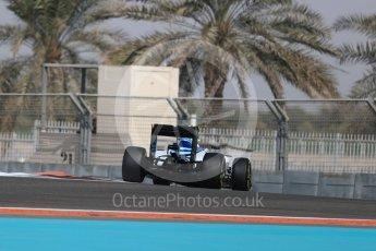 World © Octane Photographic Ltd. Williams Martini Racing, Williams Mercedes FW38 – Valtteri Bottas. Friday 25th November 2016, F1 Abu Dhabi GP - Practice 1, Yas Marina circuit, Abu Dhabi. Digital Ref : 1756LB1D7721