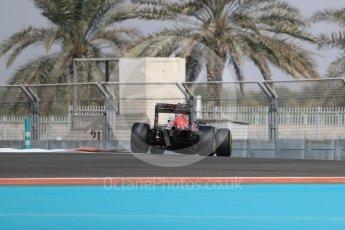 World © Octane Photographic Ltd. Scuderia Toro Rosso STR11 – Carlos Sainz. Friday 25th November 2016, F1 Abu Dhabi GP - Practice 1, Yas Marina circuit, Abu Dhabi. Digital Ref : 1756LB1D7747