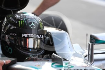 World © Octane Photographic Ltd. Mercedes AMG Petronas W07 Hybrid – Nico Rosberg. Saturday 26th November 2016, F1 Abu Dhabi GP - Practice 3. Yas Marina circuit, Abu Dhabi. Digital Ref :