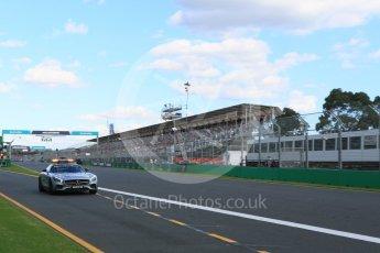 World © Octane Photographic Ltd. Safety Car. Sunday 20th March 2016, F1 Australian GP Race, Melbourne, Albert Park, Australia. Digital Ref :