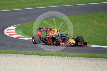 World © Octane Photographic Ltd. Red Bull Racing RB12 – Max Verstappen. Friday 1st July 2016, F1 Austrian GP Practice 1, Red Bull Ring, Spielberg, Austria. Digital Ref : 1598CB1D1943