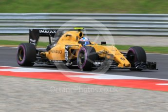 World © Octane Photographic Ltd. Renault Sport F1 Team RS16 – Jolyon Palmer. Friday 1st July 2016, F1 Austrian GP Practice 1, Red Bull Ring, Spielberg, Austria. Digital Ref : 1598CB1D2208