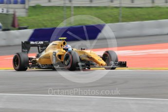World © Octane Photographic Ltd. Renault Sport F1 Team RS16 – Jolyon Palmer. Friday 1st July 2016, F1 Austrian GP Practice 2, Red Bull Ring, Spielberg, Austria. Digital Ref : 1600CB1D2423