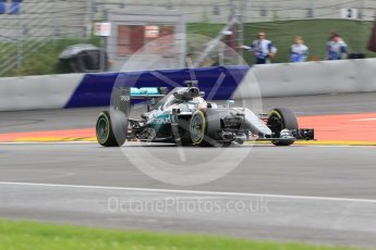 World © Octane Photographic Ltd. Mercedes AMG Petronas W07 Hybrid – Lewis Hamilton. Friday 1st July 2016, F1 Austrian GP Practice 2, Red Bull Ring, Spielberg, Austria. Digital Ref : 1600CB1D2425