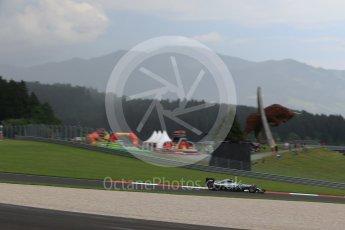 World © Octane Photographic Ltd. Mercedes AMG Petronas W07 Hybrid – Nico Rosberg. Friday 1st July 2016, F1 Austrian GP Practice 2, Red Bull Ring, Spielberg, Austria. Digital Ref : 1600LB1D5511