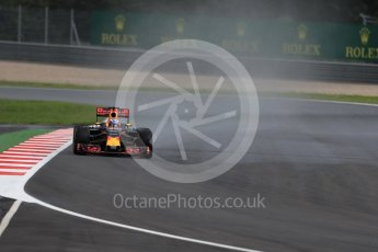 World © Octane Photographic Ltd. Red Bull Racing RB12 – Daniel Ricciardo. Friday 1st July 2016, F1 Austrian GP Practice 2, Red Bull Ring, Spielberg, Austria. Digital Ref : 1600LB1D6548