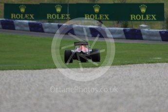 World © Octane Photographic Ltd. Scuderia Toro Rosso STR11 – Carlos Sainz. Friday 1st July 2016, F1 Austrian GP Practice 2, Red Bull Ring, Spielberg, Austria. Digital Ref : 1600LB1D6652