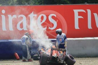 World © Octane Photographic Ltd. Scuderia Toro Rosso STR11 – Daniil Kvyat. Saturday 2nd July 2016, F1 Austrian GP Qualifying, Red Bull Ring, Spielberg, Austria. Digital Ref :