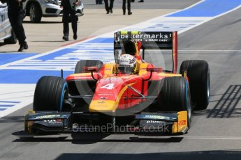 World © Octane Photographic Ltd. Racing Engineering - GP2/11 – Jordan King. Friday 1st July 2016, GP2 Practice, Red Bull Ring, Spielberg, Austria. Digital Ref : 1599CB5D2888