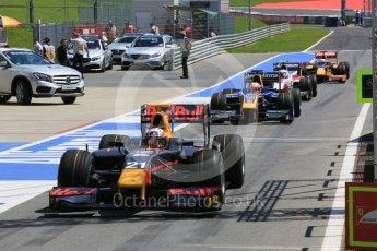 World © Octane Photographic Ltd. Prema Racing - GP2/11 – Pierre Gasly Friday 1st July 2016, GP2 Practice, Red Bull Ring, Spielberg, Austria. Digital Ref : 1599CB5D2912