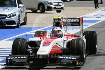 World © Octane Photographic Ltd. ART Grand Prix - GP2/11 – Sergey Sirotkin. Friday 1st July 2016, GP2 Practice, Red Bull Ring, Spielberg, Austria. Digital Ref : 1599CB5D2919