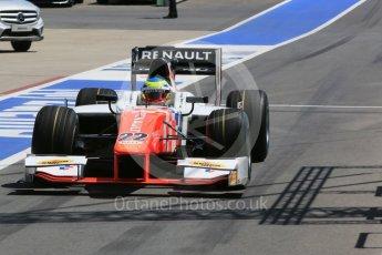 World © Octane Photographic Ltd. MP Motorsport - GP2/11 – Oliver Rowland. Friday 1st July 2016, GP2 Practice, Red Bull Ring, Spielberg, Austria. Digital Ref : 1599CB5D2948