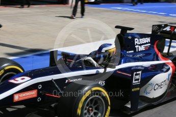 World © Octane Photographic Ltd. Russian Time - GP2/11 – Raffaele Marciello. Friday 1st July 2016, GP2 Practice, Red Bull Ring, Spielberg, Austria. Digital Ref : 1599CB5D2976