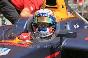World © Octane Photographic Ltd. Prema Racing - GP2/11 – Pierre Gasly Friday 1st July 2016, GP2 Practice, Red Bull Ring, Spielberg, Austria. Digital Ref : 1599CB5D2989
