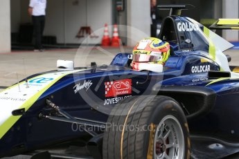 World © Octane Photographic Ltd. Campos Racing - GP3/16 – Alex Palou. Friday 1st July 2016, GP3 Practice, Red Bull Ring, Spielberg, Austria. Digital Ref : 1603LB1D5757