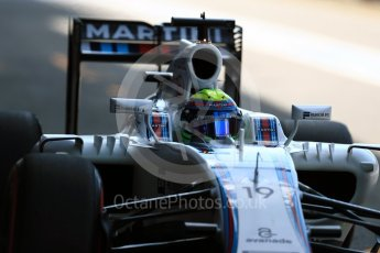 World © Octane Photographic Ltd. Williams Martini Racing, Williams Mercedes FW38 – Felipe Massa. Saturday 27th August 2016, F1 Belgian GP Practice 3, Spa-Francorchamps, Belgium. Digital Ref : 1687LB1D9327