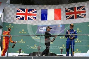 World © Octane Photographic Ltd. Prema Racing - GP2/11 – Pierre Gasly, Racing Engineering - GP2/11 – Jordan King and DAMS - GP2/11 – Alex Lynn. Saturday 27th August 2016, GP2 Race 1, Spa-Francorchamps, Belgium. Digital Ref : 1682LB1D0904