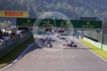 World © Octane Photographic Ltd. Koiranen GP - GP3/16 – Matevos Isaakyan. Sunday 28th August 2016, GP3 Race 2, Spa-Francorchamps, Belgium. Digital Ref : 1689LB1D1094