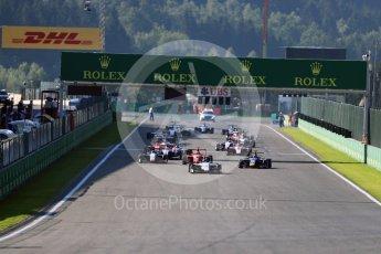 World © Octane Photographic Ltd. Koiranen GP - GP3/16 – Matevos Isaakyan. Sunday 28th August 2016, GP3 Race 2, Spa-Francorchamps, Belgium. Digital Ref : 1689LB1D1103