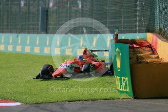 World © Octane Photographic Ltd. Arden International – GP3/16 – Tatiana Calederon. Sunday 28th August 2016, GP3 Race 2, Spa-Francorchamps, Belgium. Digital Ref : 1689LB1D1260