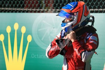 World © Octane Photographic Ltd. Arden International – GP3/16 – Tatiana Calederon. Sunday 28th August 2016, GP3 Race 2, Spa-Francorchamps, Belgium. Digital Ref : 1689LB1D1347
