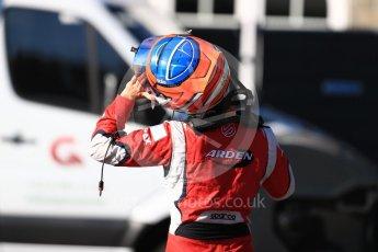 World © Octane Photographic Ltd. Arden International – GP3/16 – Tatiana Calederon. Sunday 28th August 2016, GP3 Race 2, Spa-Francorchamps, Belgium. Digital Ref : 1689LB1D1360