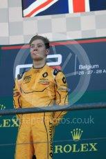 World © Octane Photographic Ltd. Arden International – GP3/16 – Jack Aitken. Sunday 28th August 2016, GP3 Race 2, Spa-Francorchamps, Belgium. Digital Ref : 1689LB1D1580