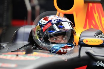 World © Octane Photographic Ltd. Red Bull Racing RB12 – Max Verstappen. Saturday 9th July 2016, F1 British GP Practice 3, Silverstone, UK. Digital Ref : 1625LB1D3267