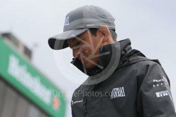 World © Octane Photographic Ltd. Manor Racing – Rio Haryanto. Sunday 12th June 2016, F1 Canadian GP Drivers' parade, Circuit Gilles Villeneuve, Montreal, Canada. Digital Ref :1591LB1D2938