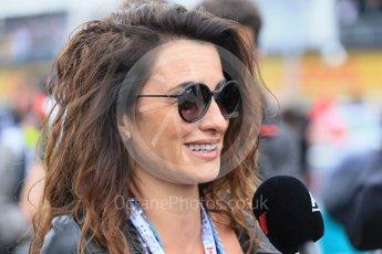 World © Octane Photographic Ltd. Sunday 12th June 2016, F1 Canadian GP Grid, Circuit Gilles Villeneuve, Montreal, Canada. Digital Ref :1591LB1D3346