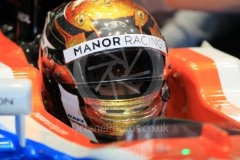 World © Octane Photographic Ltd. Manor Racing MRT05 - Pascal Wehrlein. Tuesday 17th May 2016, F1 Spanish In-season testing, Circuit de Barcelona Catalunya, Spain. Digital Ref : 1555CB1D2387