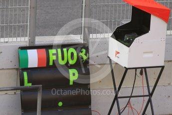 World © Octane Photographic Ltd. Scuderia Ferrari SF16-H – Antonio Fuoco. Wednesday 18th May 2016, F1 Spanish GP In-season testing, Circuit de Barcelona Catalunya, Spain. Digital Ref : 1556CB1D3454