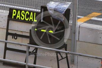 World © Octane Photographic Ltd. Mercedes AMG Petronas W07 Hybrid – Pascal Wehrlein. Wednesday 18th May 2016, F1 Spanish In-season testing, Circuit de Barcelona Catalunya, Spain. Digital Ref : 1556CB1D3456