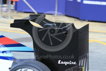 World © Octane Photographic Ltd. Williams Martini Racing, Williams Mercedes FW38 – Felipe Massa. Wednesday 18th May 2016, F1 Spanish GP In-season testing, Circuit de Barcelona Catalunya, Spain. Digital Ref : 1556CB1D3708