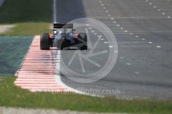 World © Octane Photographic Ltd. McLaren Honda MP4-31 – Stoffel Vandoorne. Wednesday 18th May 2016, F1 Spanish GP In-season testing, Circuit de Barcelona Catalunya, Spain. Digital Ref :