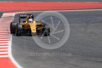 World © Octane Photographic Ltd. Renault Sport F1 Team RS16 – Kevin Magnussen. Wednesday 18th May 2016, F1 Spanish GP In-season testing, Circuit de Barcelona Catalunya, Spain. Digital Ref : 1556CB1D4282
