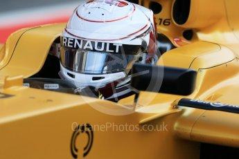 World © Octane Photographic Ltd. Renault Sport F1 Team RS16 – Kevin Magnussen. Wednesday 18th May 2016, F1 Spanish GP In-season testing, Circuit de Barcelona Catalunya, Spain. Digital Ref : 1556CB7D9130