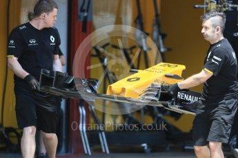 World © Octane Photographic Ltd. Renault Sport F1 Team RS16 – Kevin Magnussen. Wednesday 18th May 2016, F1 Spanish GP In-season testing, Circuit de Barcelona Catalunya, Spain. Digital Ref : 1556LB1D0814