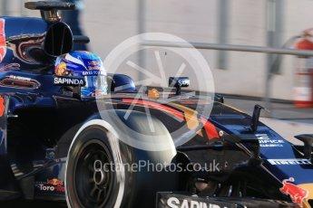 World © Octane Photographic Ltd. Red Bull Racing-TAG Heuer RB12 – Daniil Kvyat. Tuesday 1st March 2016, F1 Winter testing, Circuit de Barcelona Catalunya, Spain, Day 5. Digital Ref : 1508LB1D4085