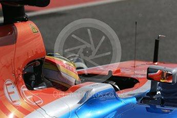 World © Octane Photographic Ltd. Manor Racing MRT05 – Rio Haryanto. Tuesday 1st March 2016, F1 Winter testing, Circuit de Barcelona Catalunya, Spain, Day 5. Digital Ref : 1508LB1D4957